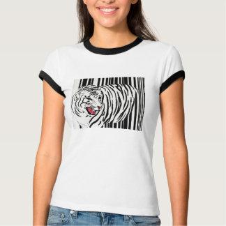 Tiger-gestreifte Shirts