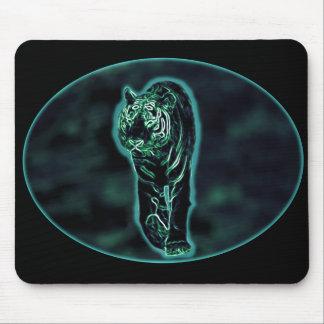 Tiger (heller Tiger) Mousepad