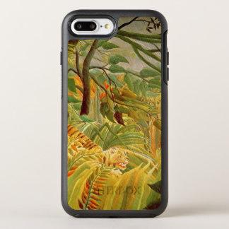 Tiger in einem tropischen Sturm 1891 OtterBox Symmetry iPhone 8 Plus/7 Plus Hülle