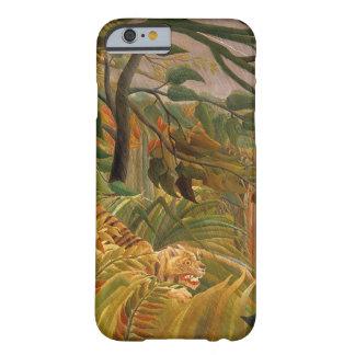Tiger in einem tropischen Sturm durch Henri Barely There iPhone 6 Hülle