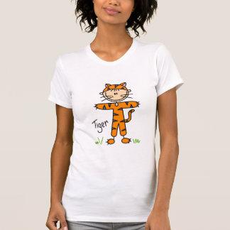 Tiger kleiden oben T - Shirts und Geschenke