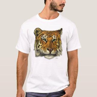 Tiger-Kopf T-Shirt