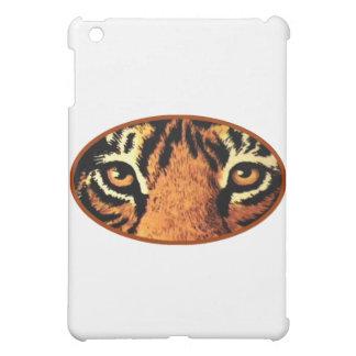Tiger mustert Brown die MUSEUM Zazzle Geschenke iPad Mini Hüllen
