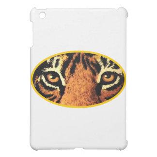 Tiger mustert Gold die MUSEUM Zazzle Geschenke Hüllen Für iPad Mini