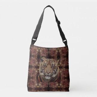 Tiger Paisley Tragetaschen Mit Langen Trägern