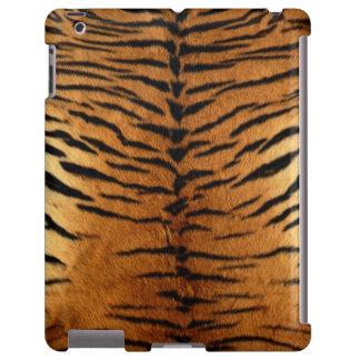 Tiger-Pelz iPad Fall