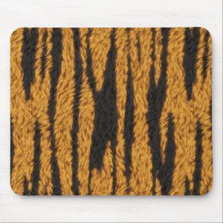 Tiger-Pelz Mousepads
