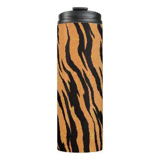 Tiger-Streifen Thermosbecher