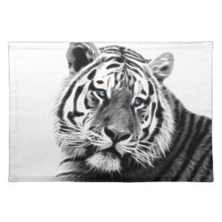 Tiger-Streifen Tischset