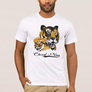 Tiger T der Wolken-neun T-Shirt