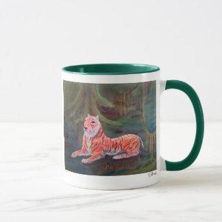 Tiger-Tasse durch Lang Solurson Tasse