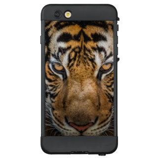 Tiger-Tierdruck LifeProof NÜÜD iPhone 6 Plus Hülle