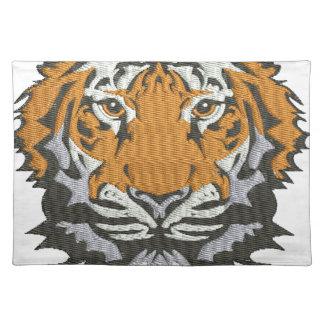 Tiger Tischset