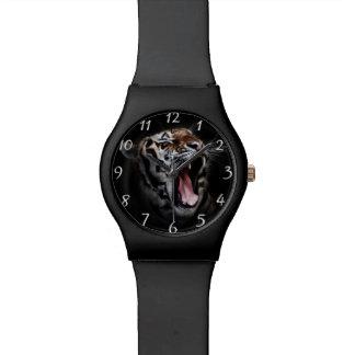 Tiger Uhr
