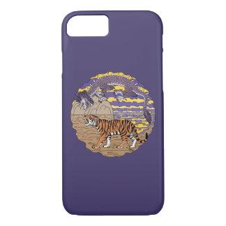 Tiger und Drache iPhone 8/7 Hülle
