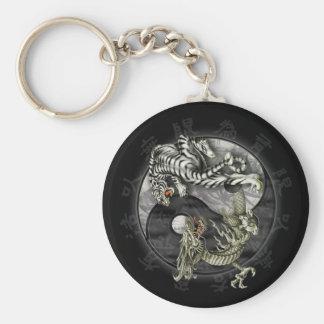 Tiger und Drachen Schlüsselband