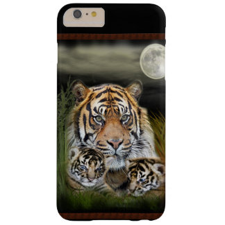 Tiger und Junge Barely There iPhone 6 Plus Hülle