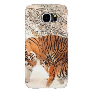 Tiger und Junges - Tiger