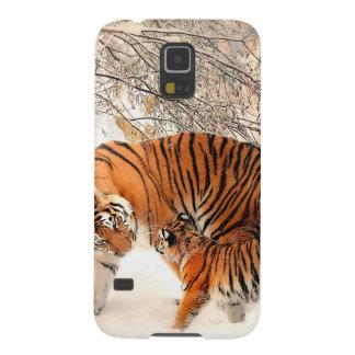 Tiger und Junges - Tiger Galaxy S5 Hüllen