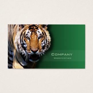 Tiger Visitenkarten