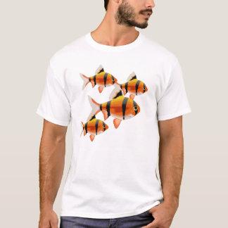 Tiger-Widerhaken T-Shirt