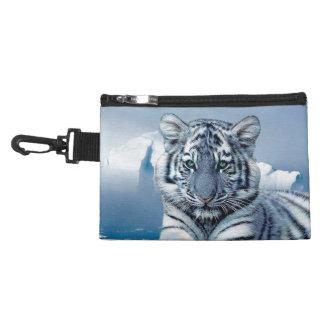 Tiger-zusätzliche Vorhängertasche