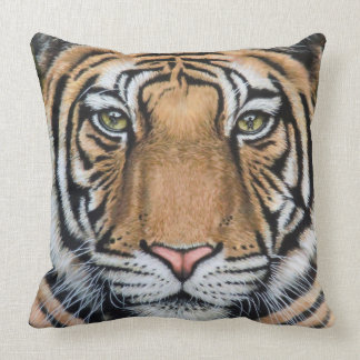 Tiger's last Roar Kissen