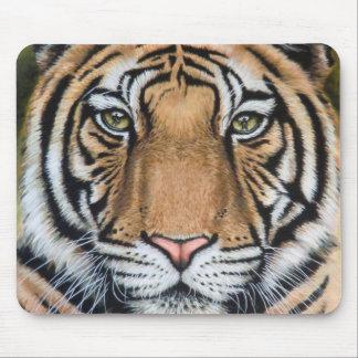 Tiger's Last Roar Mousepad
