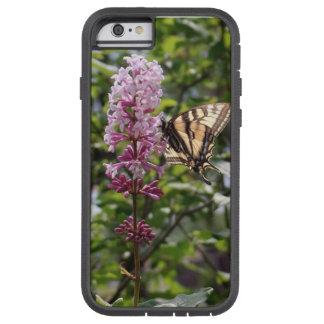 Tigerschmetterling, Flieder Tough Xtreme iPhone 6 Hülle