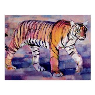 Tigress Khana Indien 1999 Postkarte