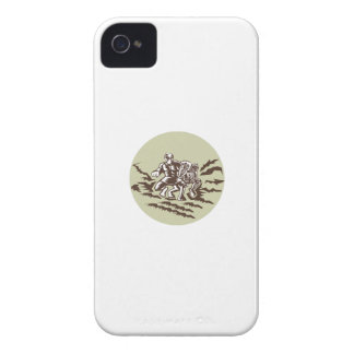 Tiitii Wrestling-Gott des iPhone 4 Cover
