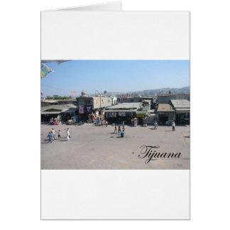 Tijuana Mexiko 2 Karte