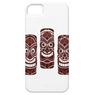 Tiki Zeit iPhone 5 Schutzhülle