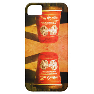 Tim- Hortonsschale iPhone Fall iPhone 5 Cover