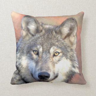 Timberwolf-graues dekoratives Akzent-Wurfs-Kissen Kissen