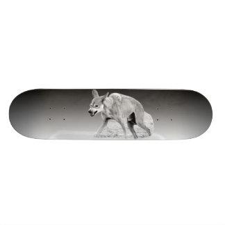 Timberwolf-Knäuel 19,7 Cm Skateboard Deck