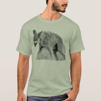 Timberwolf-Knäuel T-Shirt