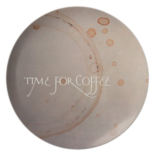 Time for coffee teller