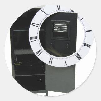TimeForSchool060709 Runder Sticker
