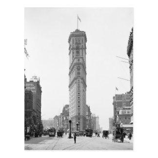Times Square, 1908 Postkarte