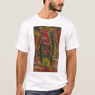 TIMES- SQUAREalien T-Shirt