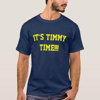 Timmy Zeit T-Shirt