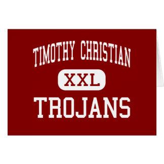 Timothy christliches - Trojan - Elmhurst Karte