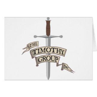 Timothy-Gruppen-Produkte Karte