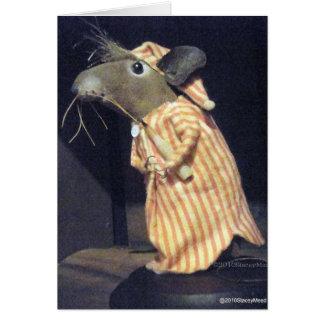 Timothy-Maus Grußkarte