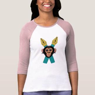 Tinten-Affe T-Shirt