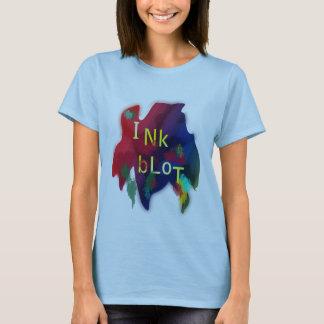 Tinten-Fleck T-Shirt