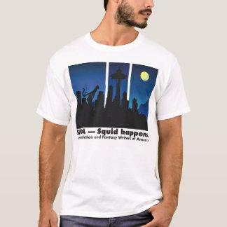 Tintenfisch geschieht T-Shirt