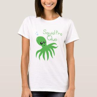 Tintenfisch ProQuo T-Shirt