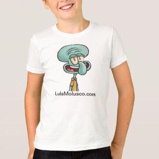 Tintenfisch Weichtier T-Shirt